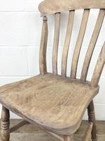 Four 19th Century Farmhouse Kitchen Chairs (11 of 12)