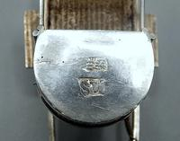 Antique Chinese Export Silver - Miniature Sedan Chair (8 of 8)