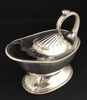 Victorian Silver Plated Spoon Warmer (4 of 6)