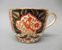 Coalport Bute Shape Cup & Saucer c.1810 (5 of 6)