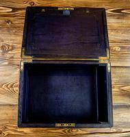 Leather Desk Box c.1890 (10 of 10)