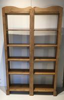 Open Shelf Unit / Bookshelf (3 of 4)