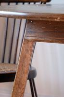 Late 18th Century Oak Cricket Table (18 of 20)