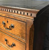 Georgian Style Oak Chest on Chest (7 of 12)