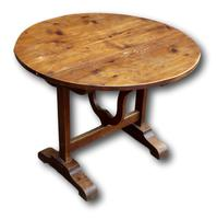 French 19th C Vendange Table (3 of 5)