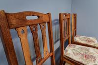 4 Arts & Crafts Chairs (7 of 7)