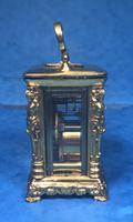 Victorian Miniature Brass Carriage Clock (3 of 11)