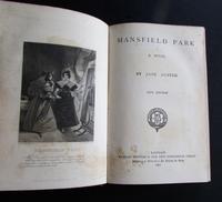 1877 Jane Austen  Mansfield Park   A Novel (2 of 4)