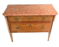 Swedish Chest of Drawers Antique Neo Classical Commode (3 of 11)