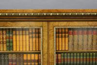 Exceptional Walnut & Ormolu Side Cabinet (3 of 5)