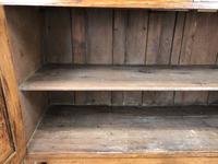 Early 20th Century Oak Dresser (4 of 11)
