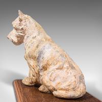 Antique Decorative West Highland Terrier, British, Westie Dog, Edwardian c.1910 (12 of 12)