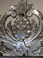 Large 19th Century Venetian Mirror (5 of 6)