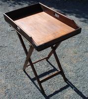 1900's Oak Butlers Tray (2 of 3)