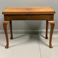 Pale Mahogany Queen Anne Style Side Table (5 of 7)