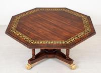 Amazing Regency Style Rosewood Centre Table c.1920