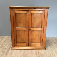 19th Century Pine Cupboard (5 of 6)