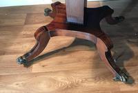 Regency Mahogany Sofa Table (8 of 9)