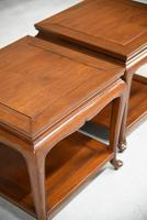Pair of Chinese Rosewood Side Tables (12 of 13)