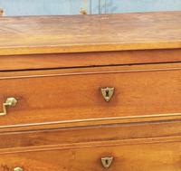 Tall French Cherry Chest of Drawers (4 of 4)