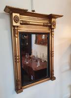 Fine Regency Period Gilt Pier Mirror (2 of 5)
