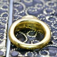 The Ancient Roman Gold Intaglio Scorpion Ring (6 of 6)