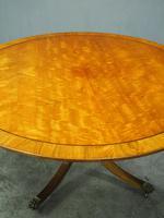 Victorian Mahogany Large Oval Breakfast Table (8 of 8)