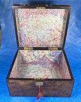 Victorian Figured Walnut Box (9 of 10)