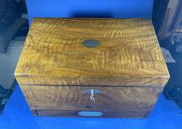 Victorian Walnut Stationary Box (14 of 15)