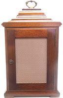 Fine Vintage Caddy Top Mantel Clock Dual Musical Bracket Clock by Elliott (10 of 13)