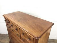 Large Antique Mahogany Chest of Drawers by Maple & Co (9 of 13)