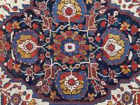 Antique Khamseh Rug 2.04m x 1.41m (8 of 10)