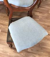 Set of 10 Victorian Balloon Back Chairs (10 of 10)