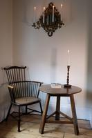 Late 18th Century Oak Cricket Table (3 of 20)