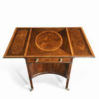 George III Chippendale-style Satinwood Pembroke Table (3 of 14)
