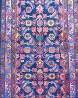 Antique Malayer Runner Carpet (4 of 7)