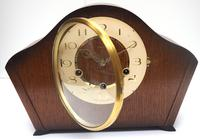 Smiths Arched Top Art Deco Mantel Clock – Musical Westminster Chiming 8-day Mantle Clock (5 of 9)