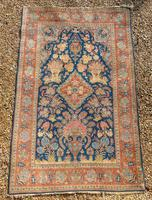 Fine Antique Karshan Prayer Rug (3 of 10)
