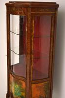 Antique French Style Ormolu Mounted Display Cabinet (8 of 13)
