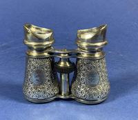 19th Century London Silver Hallmarked Binoculars (8 of 10)