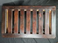 Antique Luggage Rack for Bedroom or Hall (5 of 6)