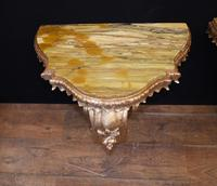 Antique French Console Tables - Gilt Louis XVI (8 of 10)