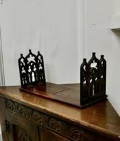 Victorian Gothic Folding Extending Bookend Slide (6 of 6)