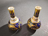 Pair of Derby Spill Vases (5 of 5)