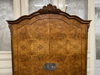 Burr Walnut Fitted Wardrobe (6 of 12)