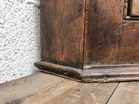 Early 19th Century Welsh Oak Panelled Corner Cupboard (7 of 7)