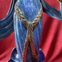 "Erte (romain De Tirtoff) Ltd Edition Bronze Sculpture ""Ecstasy"" 163/500 (4 of 16)"