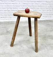 Tall Rustic Workshop Stool (2 of 6)