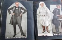 Large Victorian Album of Vanity Fair Spy Prints,  Winston Churchill,  Baden Powell (5 of 5)