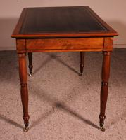 Writing Desk Stamped Deman Early 19th Century In Mahogany (9 of 11)